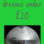 5 fab party dresses under £20