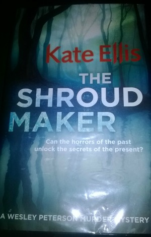 The Shroud Maker by Kate Ellis: Book Review