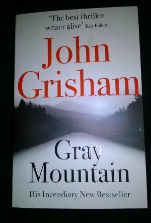Gray Mountain by John Grisham: Book Review