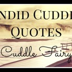 Candid Cuddles Quotes Linky