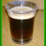 St Patrick's Day Cocktail Recipe: Baby Guinness