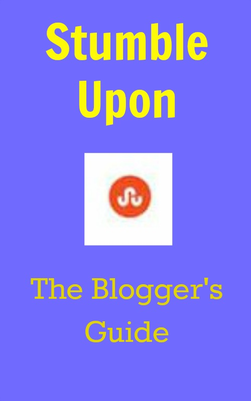 Stumble Upon: The Blogger's Guide