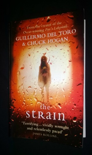 The Strain by Guillermo Del Toro and Chuck Hogan: Book Review