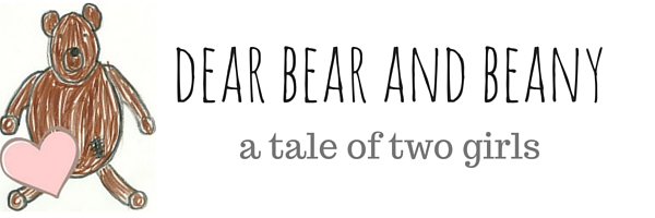 Blogger Spotlight: Dear Bear And Beany