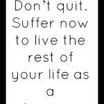 April in Motivational Quotes – #AtoZChallenge D