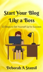 Start Your Blog Like a Boss Cover