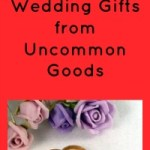 Perfect Personalised Wedding Gifts from Uncommon Goods