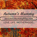 Blogger Spotlight Interview: Autumn's Mummy