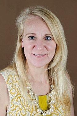 Head shot of author Eileen Doyon