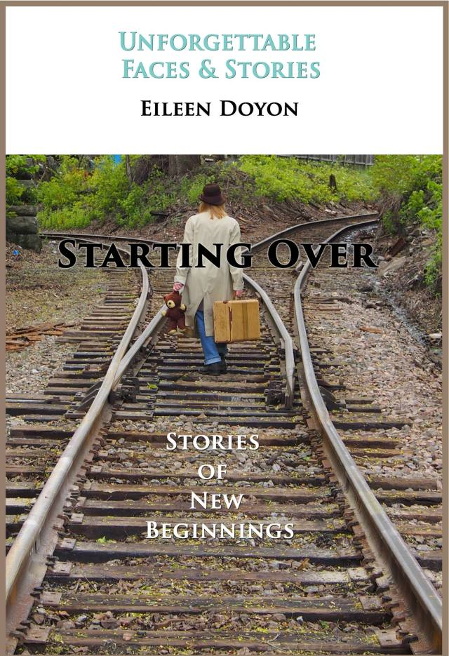Cover of Starting Over by Eileen Doyon