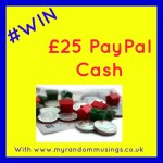 Boxing Day #Giveaway – Win £25 PayPal Cash