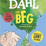 #Giveaway – Win a Copy of The BFG by Roald Dahl