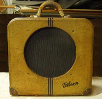 1930's Gibson EH-150 Guitar Amp