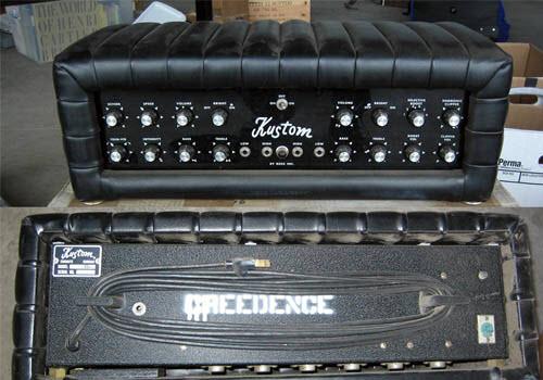 John Fogerty's K200A-4 Amp