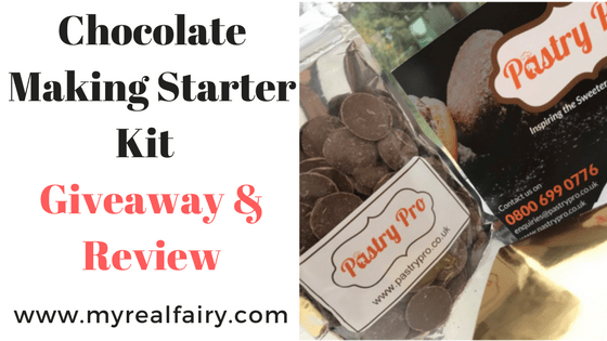 Pastry Pro Chocolate Kit Review, Giveaway & Discount Code!