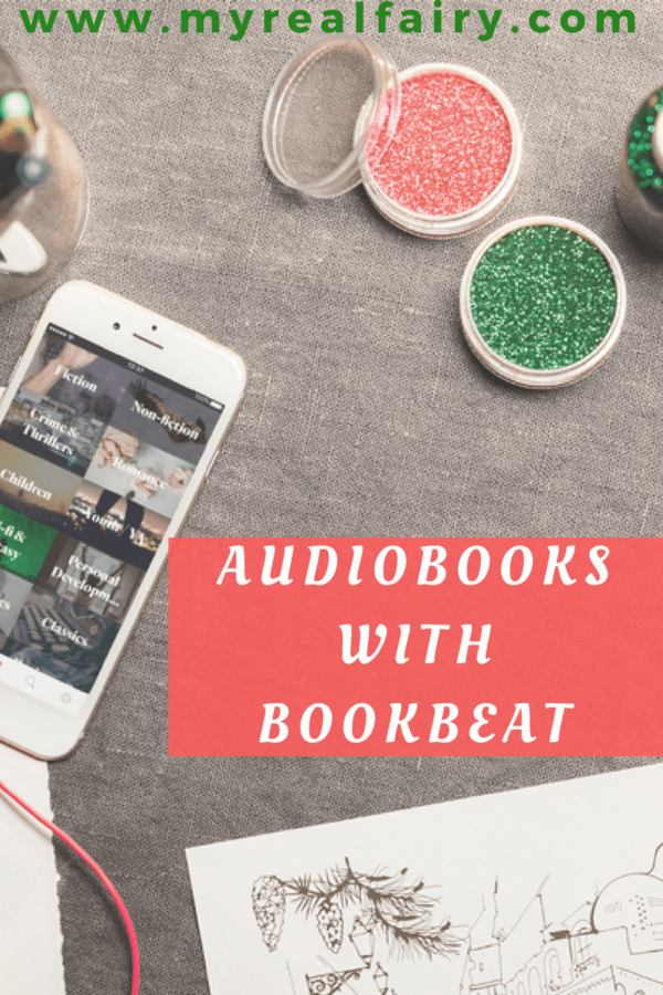Audiobooks from BookBeat