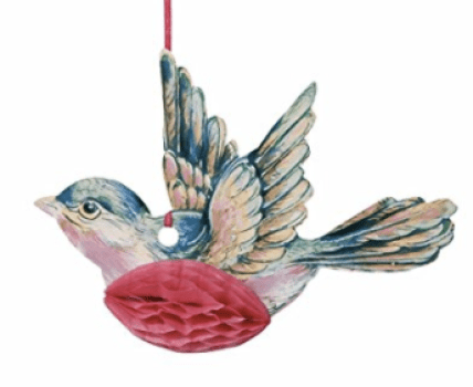 bird decoration www.myrealfairy.com