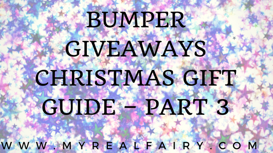 Bumper Giveaways Christmas Gift Guide – Part 3