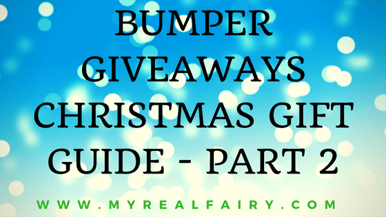 Bumper Giveaways Christmas Gift Guide - Part 2