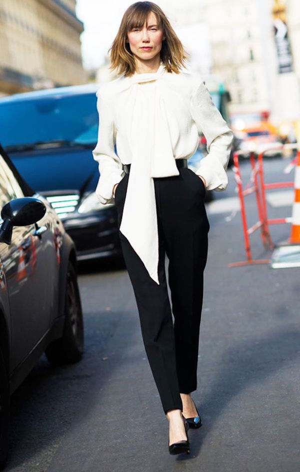 Who What Wear_refined and stylish_trousers and blouse