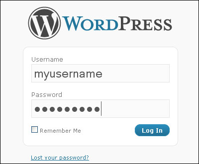 About Beginning With WordPress