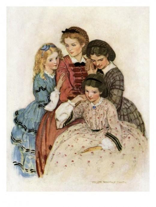 Louisa May Alcott Quotes Dreams
