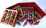 Godiva, Gourmet Chocolate, Unique Multi Tier, Four Level Gift Box Filled with 36 Premium Assorted Godiva Truffles