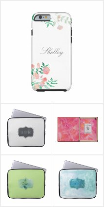 Watercolor Cases