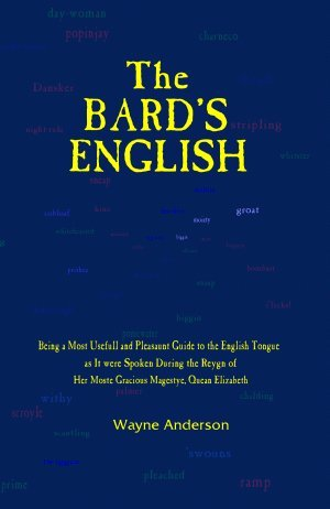 The Bard's English - A Book