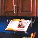 Undercabinet Hide-Away Cookbook Holder