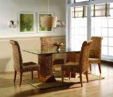 Indoor Pedestal Dining Table