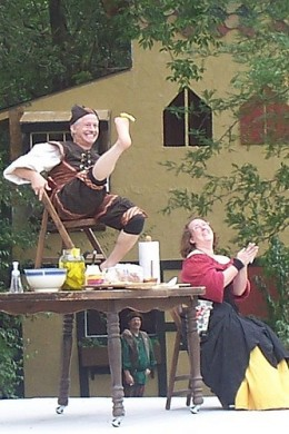 Faire Humor and Performances
