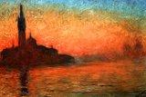 Dusk in Venice