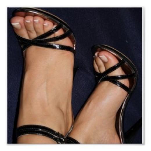 Pretty Feet poster