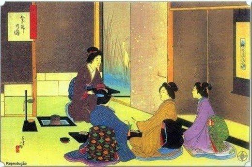 Tea in the Japanese Garden by moonlightbulb, on Flickr
