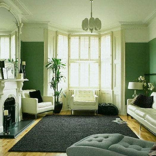 Eemerald Green Interior