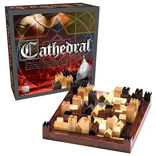 A Game of Cathedrals