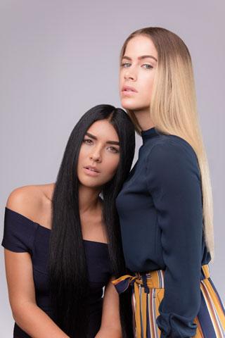Campaña para Luxia Artiss | Hair Extensions