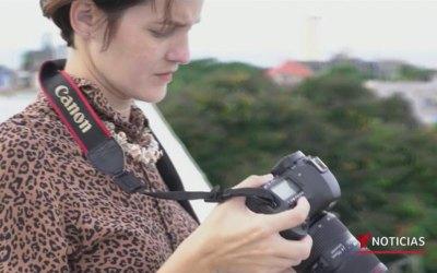 Fotógrafa cubana rompe barreras y se convierte en un ícono del empoderamiento femenino