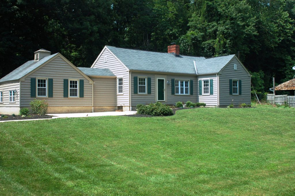 Front View in Rent-to-Own Home at 11101 Glen Arm Road, Glen Arm, MD 21057