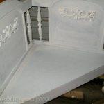Corner Bench (headboard)