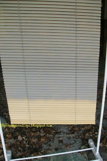 How To Paint Mini Blinds My Repurposed Life 174