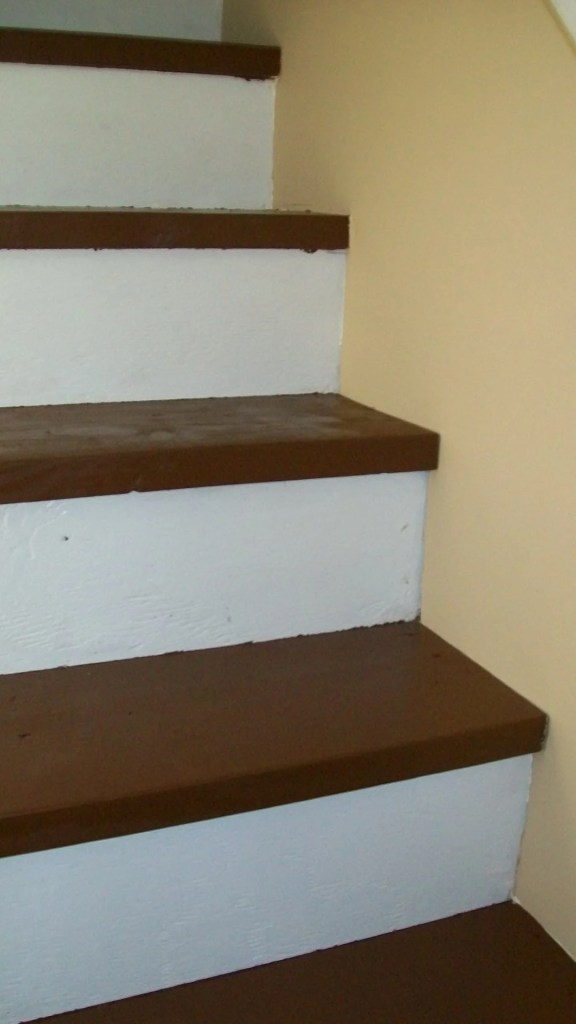stained-look-stairs