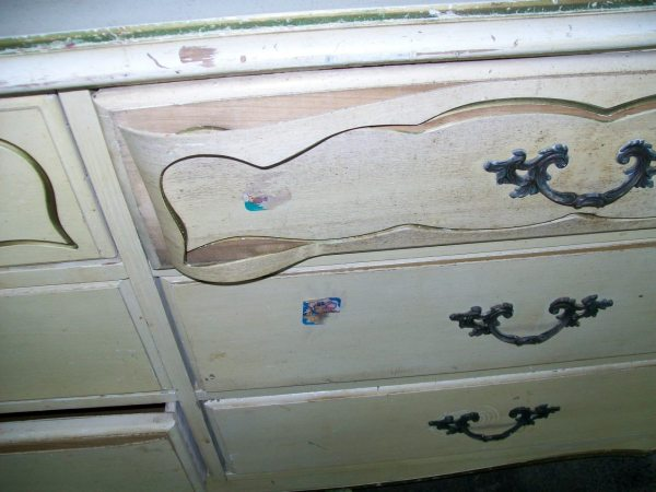 peeling drawer