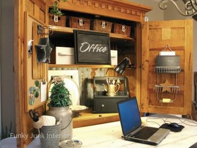 funky junk interiors kitchen