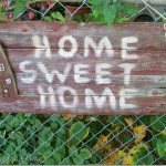 Fence/rustic sign(s)
