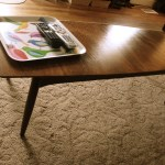 Vintage Coffee Table Makeover