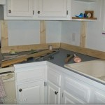 Board and Batten Back Splash