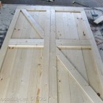 How to build: DIY Barn Doors