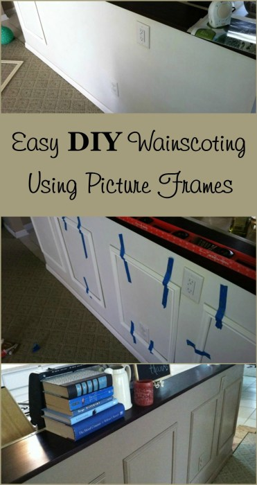 easy-diy-wainscoting-picture-frames